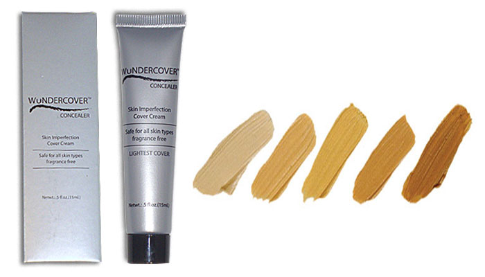 wundercover coverage creme