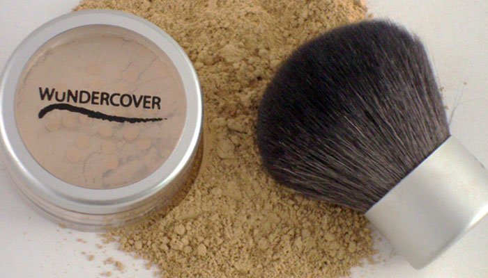 wundercover mineral powder